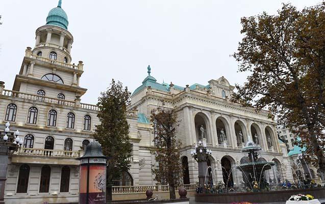 Gəncə Dövlət Filarmoniyasının yeni binasının açılışı oldu