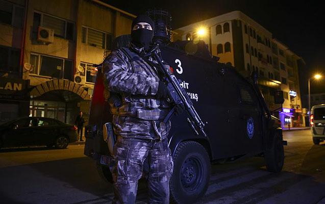 Türkiyədə anti-terror əməliyyatı