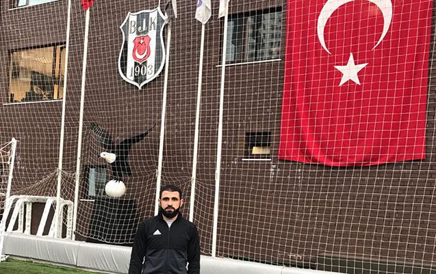 """Rəşad Sadıqov  """"Beşiktaş""""ın düşərgəsində"""