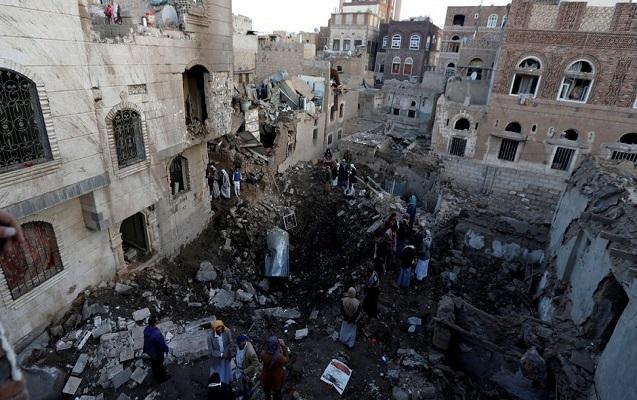 Səudiyyə Yəməni bombaladı
