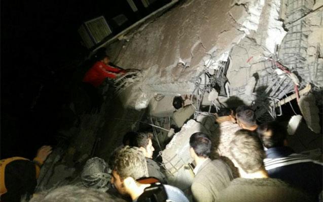 İranda ölənlərin sayı 200-ə çatdı - Fotolar+Yenilənib