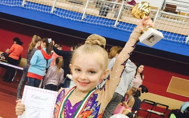 7 yaşlı azərbaycanlı dünya birincisi oldu