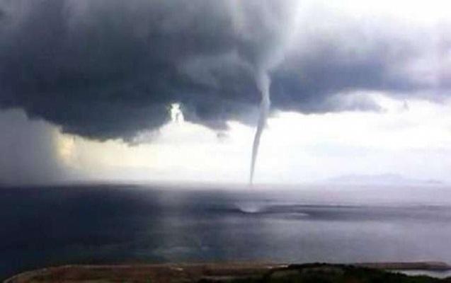 Antalyada tornado fəlakəti