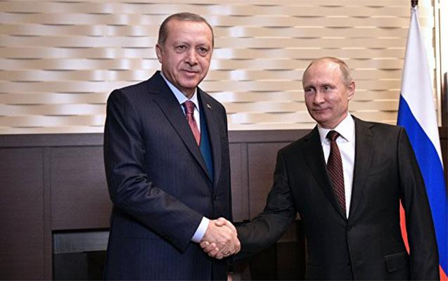 Ərdoğanla Putinin görüşündə tərcümə problemi