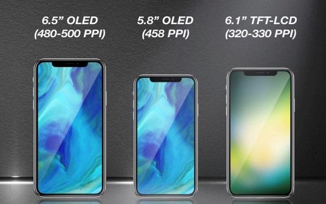 """Gələn il üç yeni """"Apple"""" smartfonu buraxılacaq"""