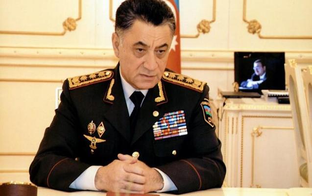 Usubov xanım polkovniki də təqaüdə göndərdi