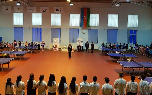 Yeniyetmələr arasında liqa yarışlarına start verildi