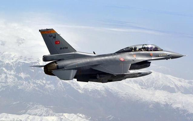 Türkiyə İraqı bombaladı