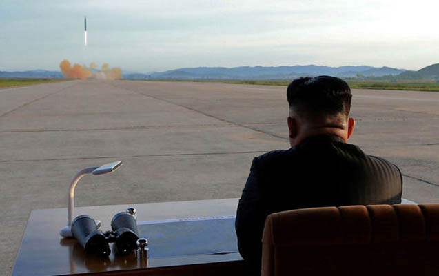 ABŞ Koreyanın raket hücumuna belə hazırlaşır