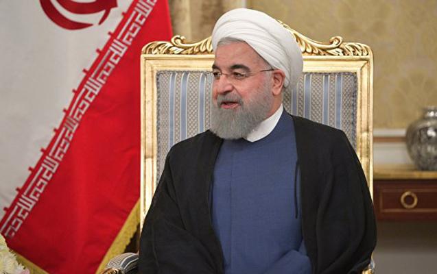 İran prezidenti İŞİD üzərində qələbəni elan etdi