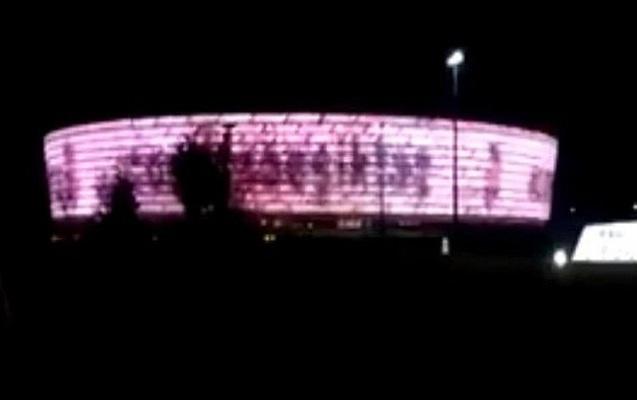 """Bakı Olimpiya Stadionundan """"Beşiktaş""""a maraqlı dəstək"""