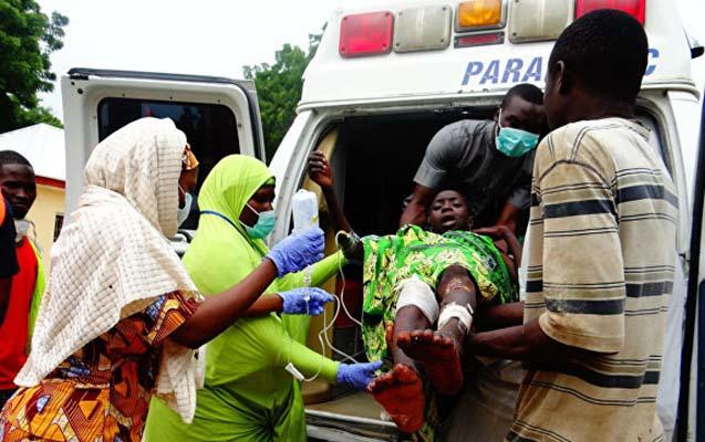 Nigeriyada silahlılar kəndə hücum edib