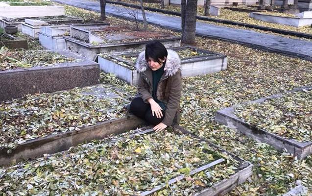 Rəsulzadənin xanımının məzarı tapıldı