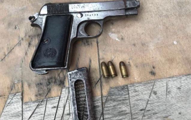 Silah və narkotik alverçiləri saxlanılıb