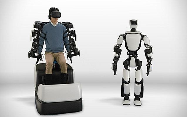 Yeni insanabənzər robot yaradılıb - Video