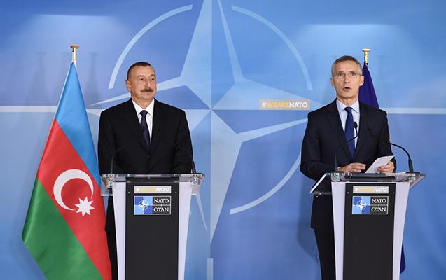 NATO Qarabağla bağlı çağırış etdi