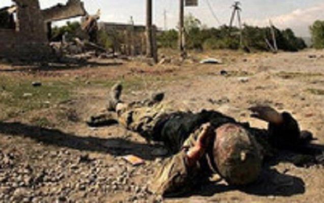 Hərbi cinayətdə ittiham olunan əsgərin meyiti aylar sonra tapıldı