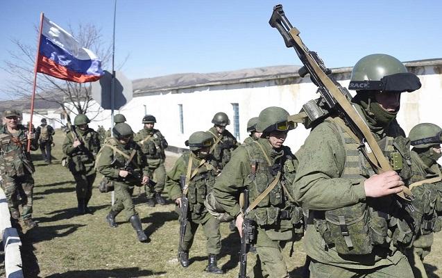 Rusiya Suriyadakı əsgərlərinin sayını azaldır