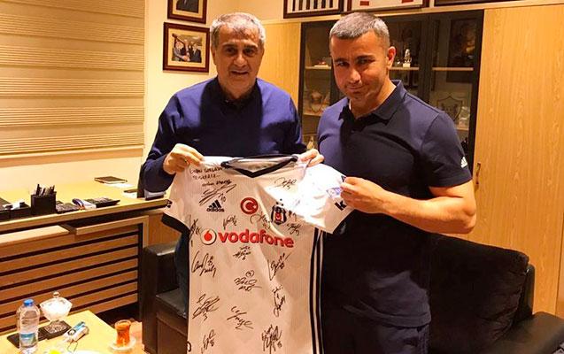 """""""""""Beşiktaş""""ı hər zaman örnək alırıq"""""""