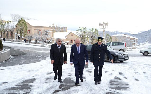 Aydın Əliyev Daşkəsəndə