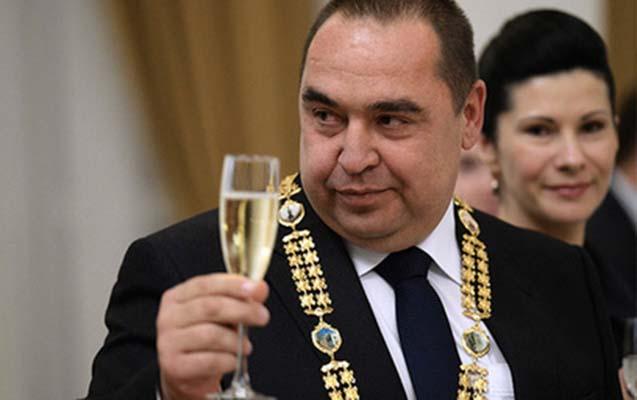 Qondarma Luqansk Xalq Respublikasının rəhbəri istefa verdi