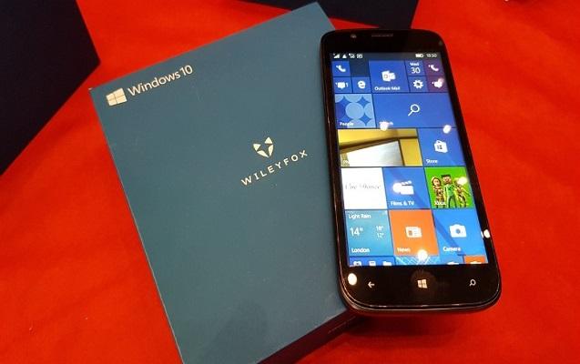 """""""Windows 10"""" sistemli sonuncu smartfon satışa çıxarılıb"""