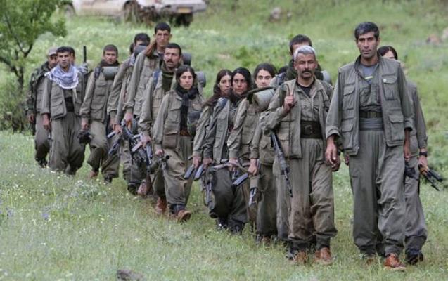 19 ölkə PKK-ya dəstək verir