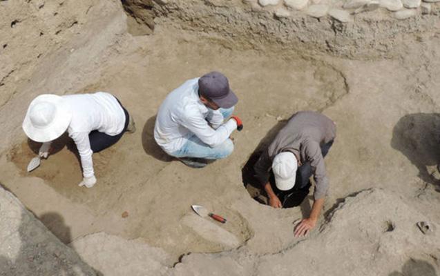 Naxçıvanda antik dövrə aid abidələr tapıldı
