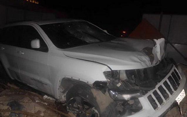 """""""Jeep""""lə qadını vurub öldürən sürücü təslim oldu - 20 gün sonra"""
