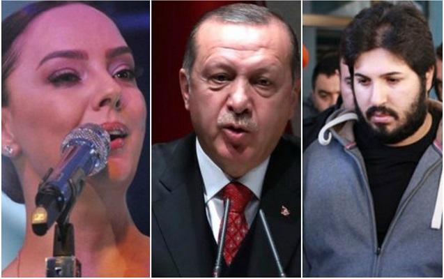 """Ebrudan Zərrabla bağlı Ərdoğana şikayət - """"Türkiyəyə zərər verə bilər"""""""