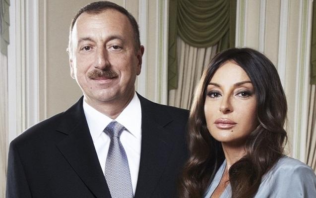 Prezident və xanımından Fərid Qayıbova təbrik