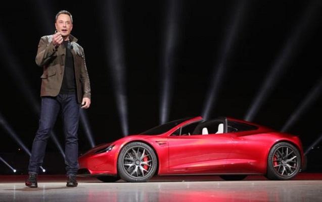 Elon Musk öz avtomobilini Marsa göndərəcək