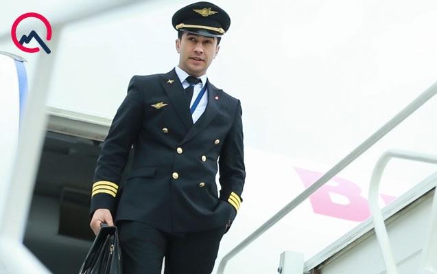 Azərbaycanın 31 yaşlı pilotu