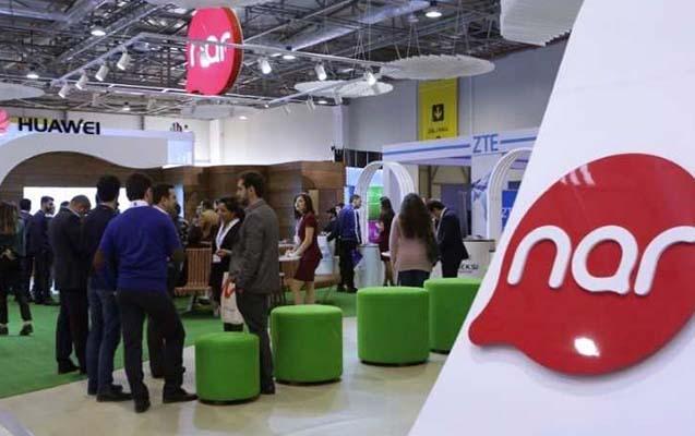 """""""Nar"""" Barselonada Mobil dünya konqresində iştirak edib"""