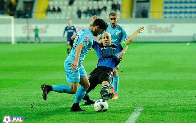 """""""Qarabağ""""ın oyununun hakimləri müəyyənləşdi"""