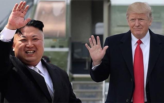 Şimali Koreya lideri Trampla görüşmək istəyir