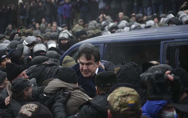 Məhkəmə 3 gün ərzində Saakaşvili barəsində qərar verəcək