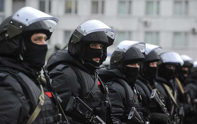 Stavropolda antiterror əməliyyatı