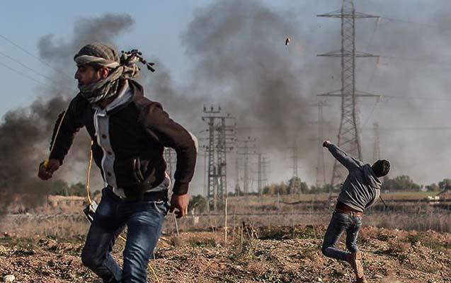 İsrail yenidən Qəzzanı vurub, 2 fələstinli ölüb