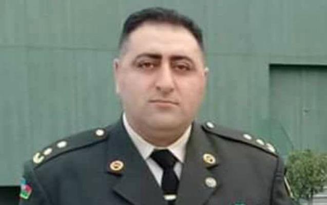 Ramil Səfərov polkovnik-leytenant oldu