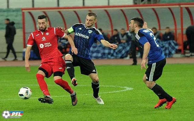 """""""Qarabağ""""dan çətin qələbə"""