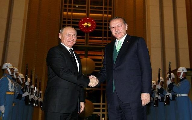 Putin Türkiyədədir