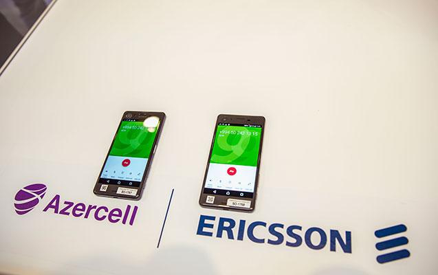 Azercell ölkədə ilk VoLTE texnologiyalı zəngi reallaşdırdı