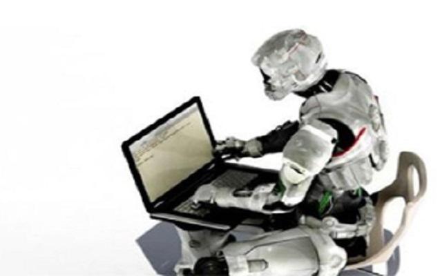"""Robot """"jurnalistlər"""" də yaradıldı"""