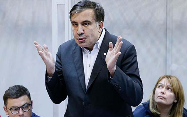 Saakaşvili yenə çağırış etdi