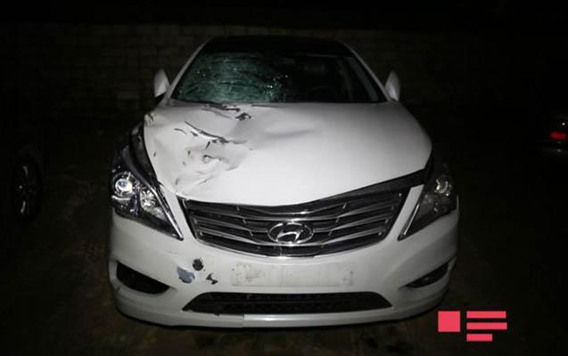 """""""Hyundai"""" 15 yaşlı qızı vuraraq öldürüb"""