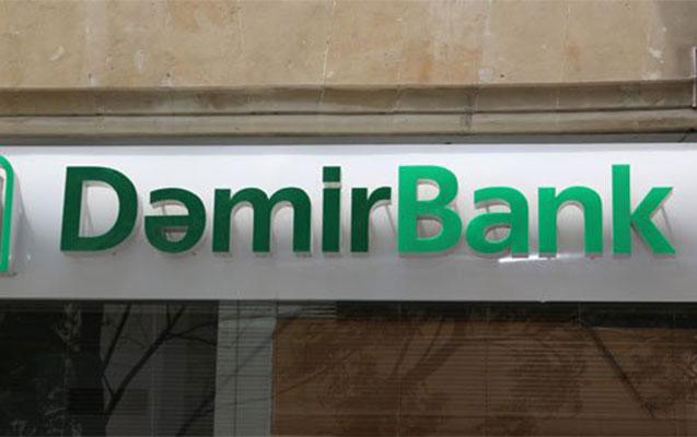 """""""Dəmir Bank"""" müflis elan edildi"""