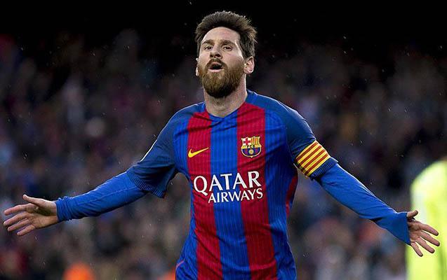 Messi Ronaldonu geridə qoydu