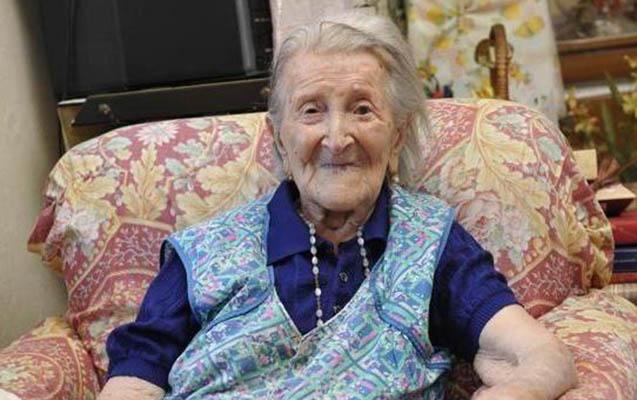 116 yaşında öldü
