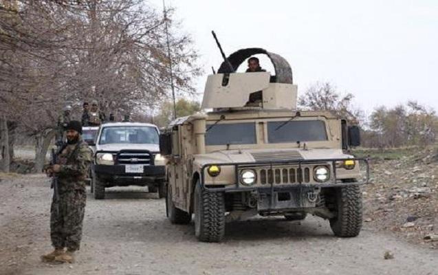 Əfqanıstanda 5 kənd İŞİD-dən azad edildi